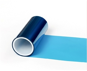 蓝色氟素离型膜