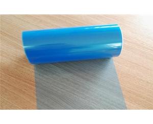 浅蓝色PET氟素离型膜